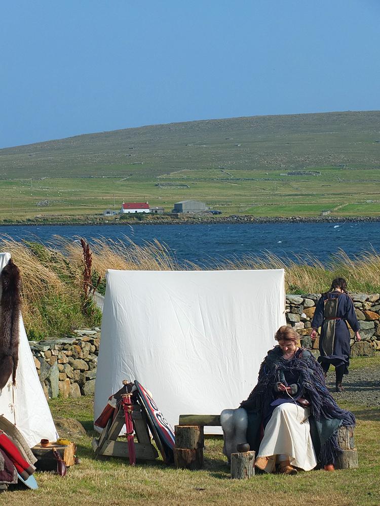 Unst Viking Festival 2017 - Follow the Vikings