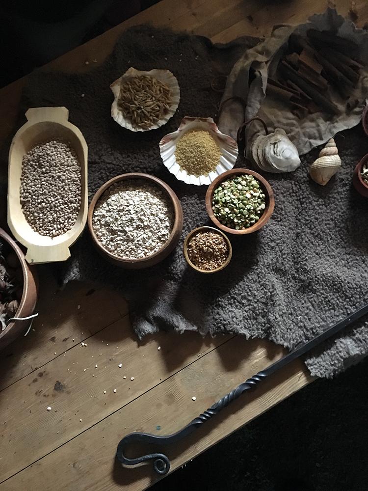 Unst Viking Festival 2017 - The Food