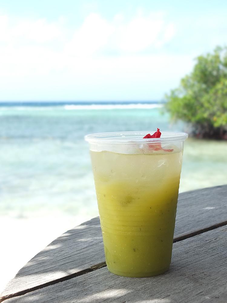 Frankie's Abaco Avocado & Rum Cocktail