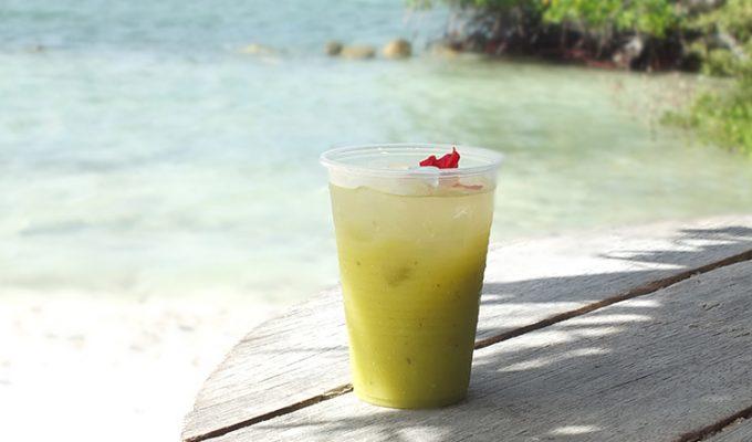 Frankie's Abaco Avocado & Rum Cocktail Recipe
