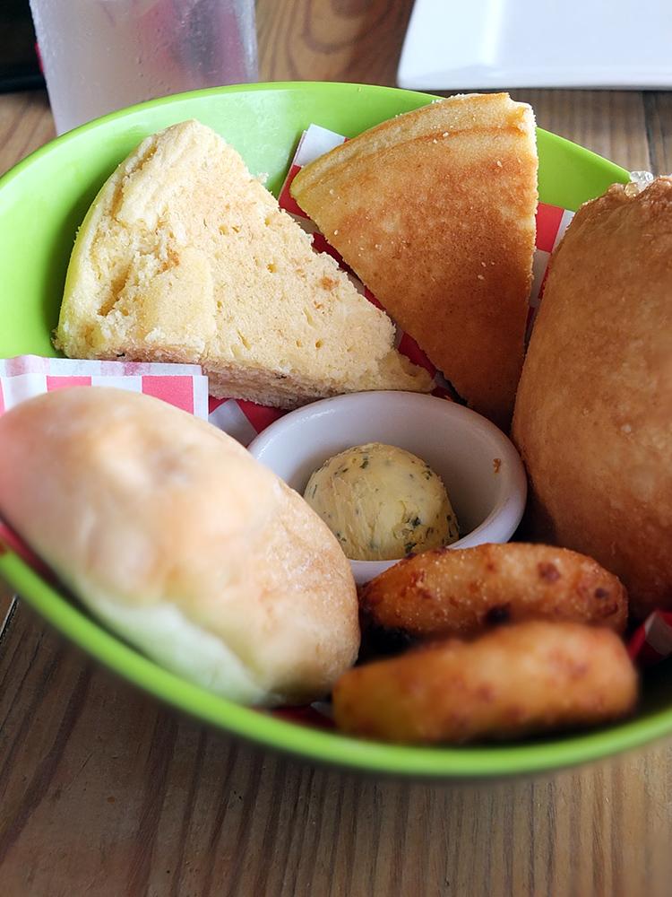 Caribbean Bread Basket