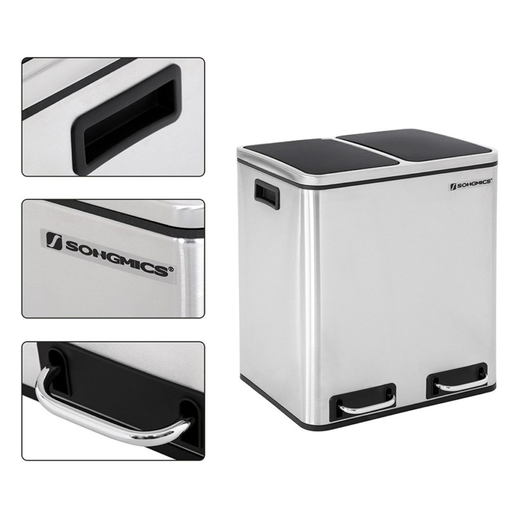 SongMics Recycling Pedal Bin Giveaway