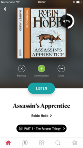 Assassins Apprentice Audiobook