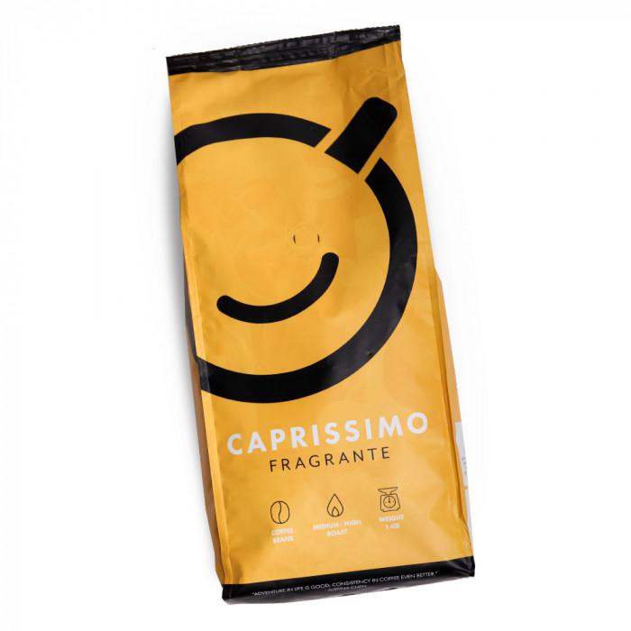 Caprissimo coffee beans