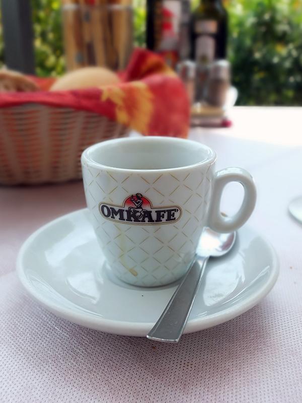 Omkafe Garda Trentino