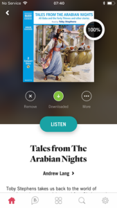 Tales from the Arabian Nights Bookbeat