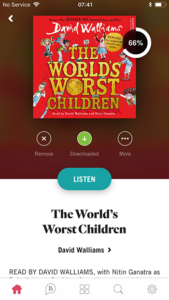 The Worlds Worst Children Audiobook