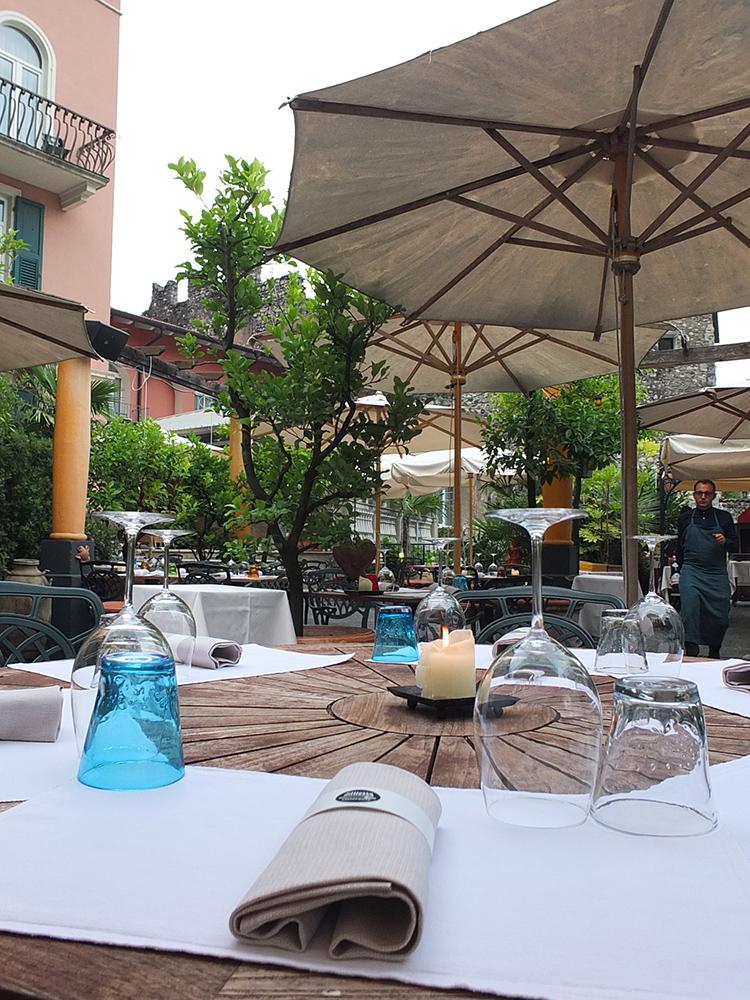 Villetta Annessa Riva del Garda Garden Terrace