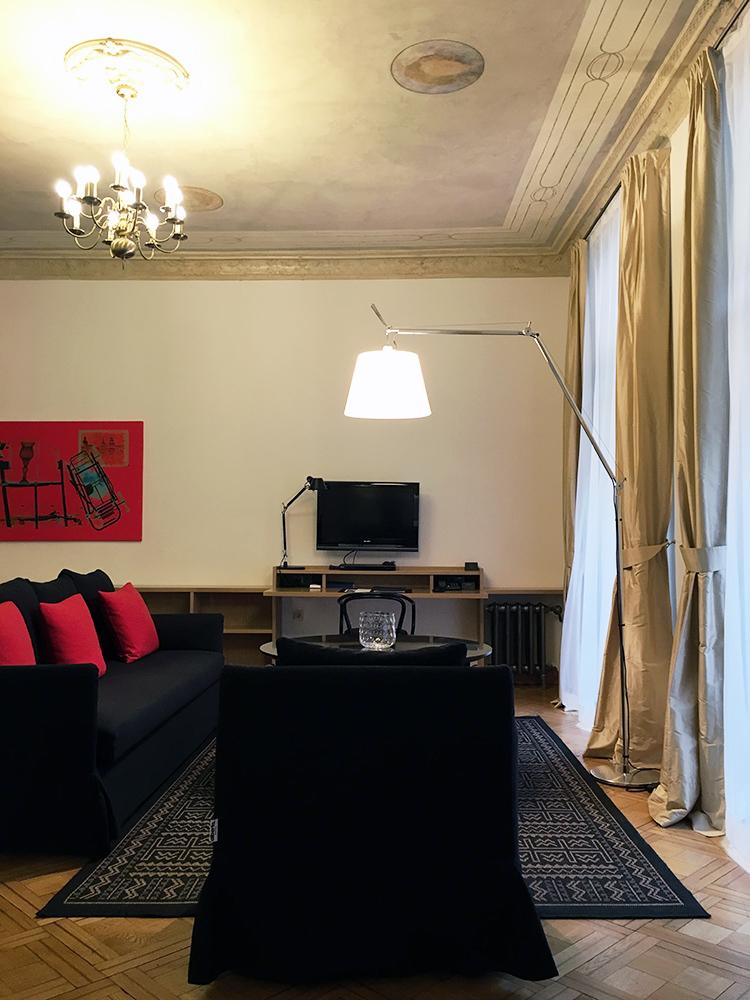 Neiburgs Hotel Senior Suite