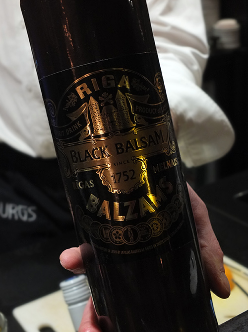 Riga Black Balsam Herbal Bitter