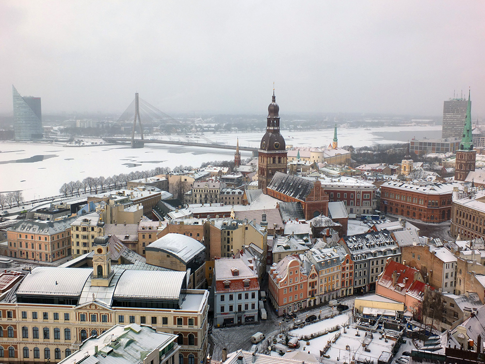 Riga Restaurants A Gastronomic Visit To Latvia