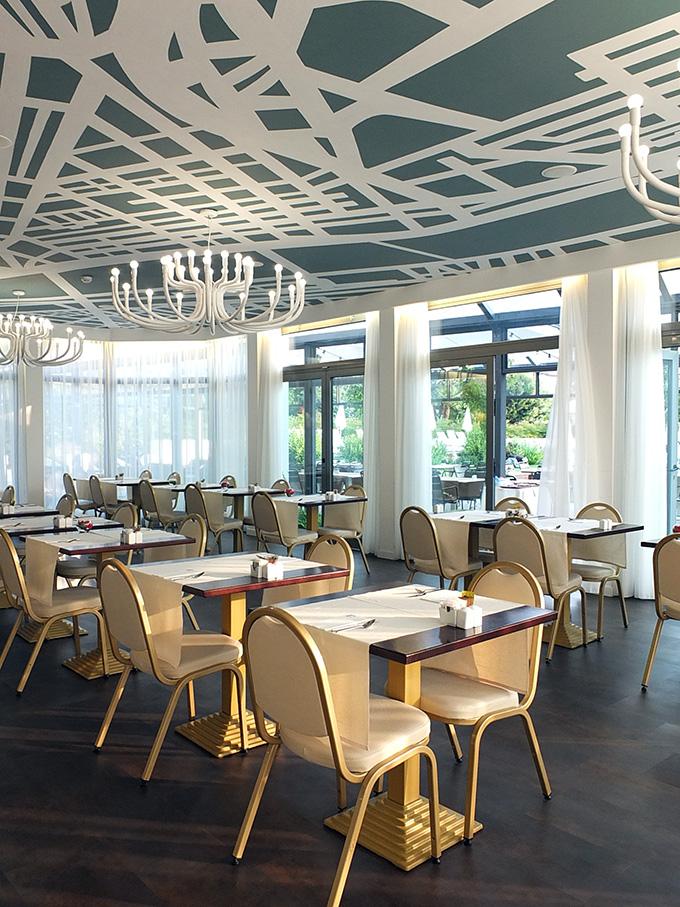 Hotel Luise Riva del Garda Italy Breakfast Room