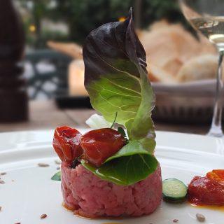 Villetta Annessa raw beef
