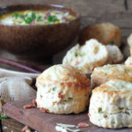Easy Cheese and Bacon Scones Recipe