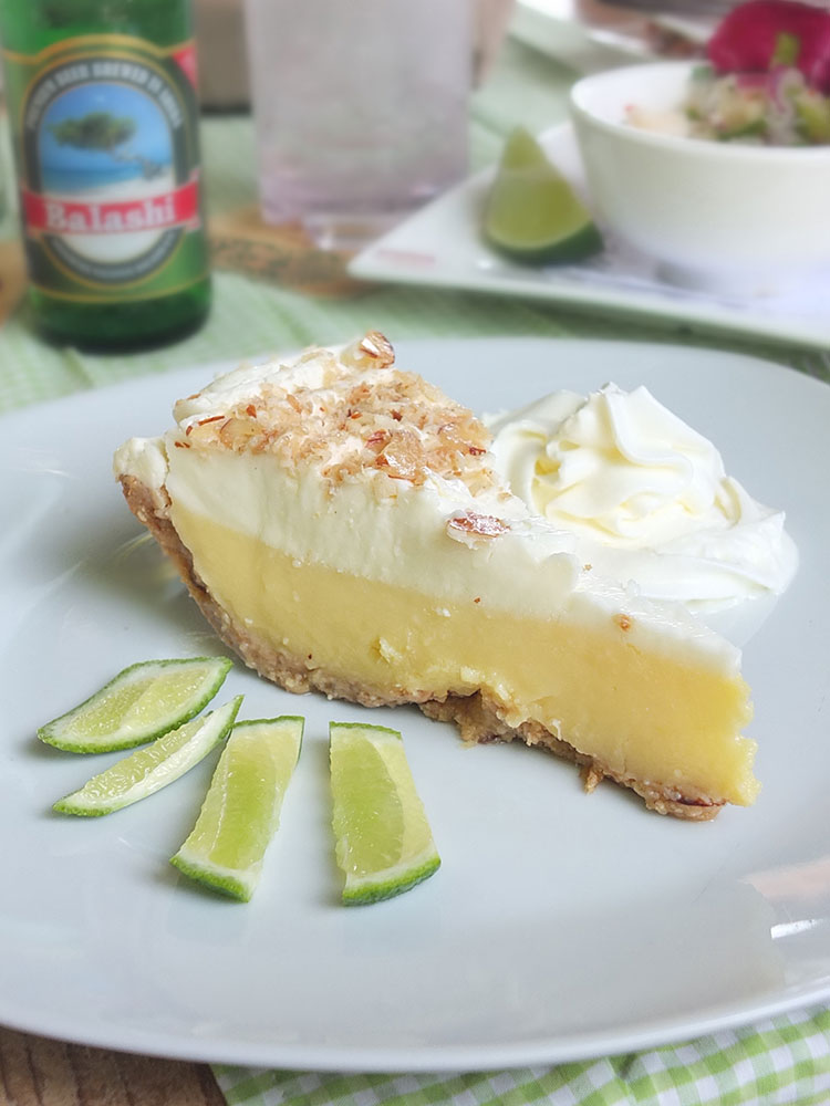 Key Lime Pie, Aruba