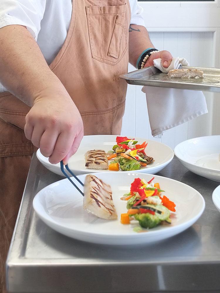 White Modern Cuisine, Aruba