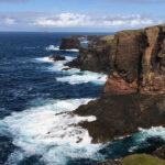 Eshaness Cliffs Shetland Islands