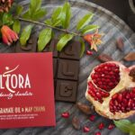 Liora Pomegranate oil and may chang beauty chocolate