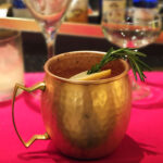Mediterranean Mule Recipe - Celebrity Equinox Mixology Class