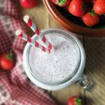 Strawberry Protein Shake Recipe