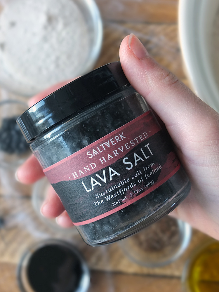 Saltverk Lava Salt from Iceland