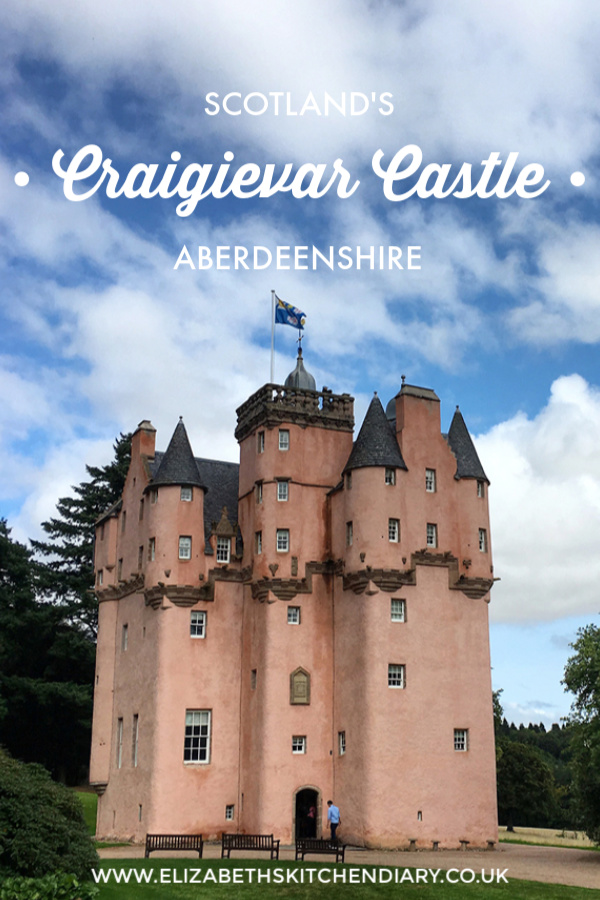 Craigievar Castle - Scotland's Pink Fairytale Castle #castle #scotland #pink #scottishcastle #scottishcastles #castles