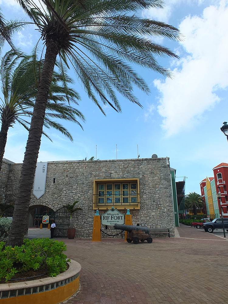 Willemstad Curacao shore excursion