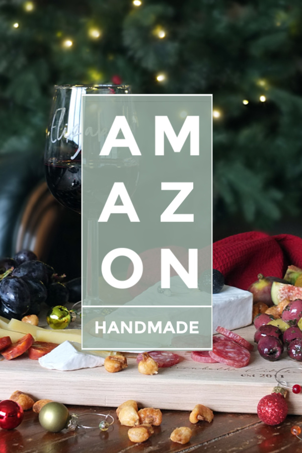 Amazon Handmade is a store within amazon.co.uk where artisans can sell their handcrafted goods. #ad #christmas #gift #handcrafted