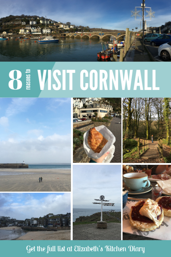 8 Reasons to Visit Cornwall #travel #cornwall #stives #landsend