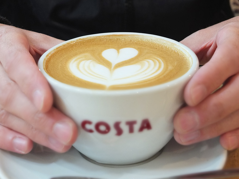 Skip The Lactose Not The Latte With Costa Arla Lactofree
