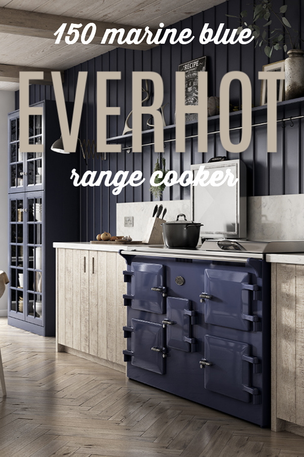 Kitchen Remodel Inspiration #rangecooker #everhot #homerenovation #homedecor