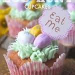 Easy Easter Egg Hunt Cupcake Recipe