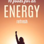 10 Foods to Give you an Energy Refresh #fitness #healthyeating