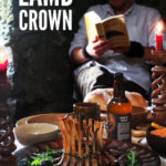 Game of Thrones Feast with a triple crown roast of lamb #gameofthrones #mediaevalfeast #lambroast