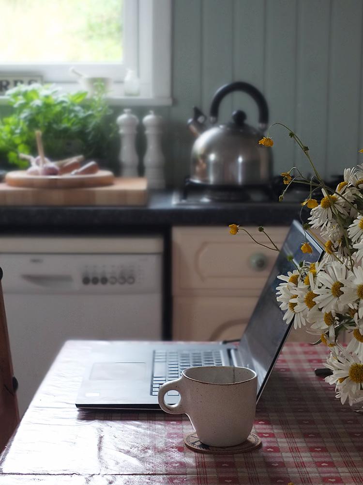 Elizabeth's Kitchen Diary - new kitchen! #kitchendecor #kitchen #countrykitchen