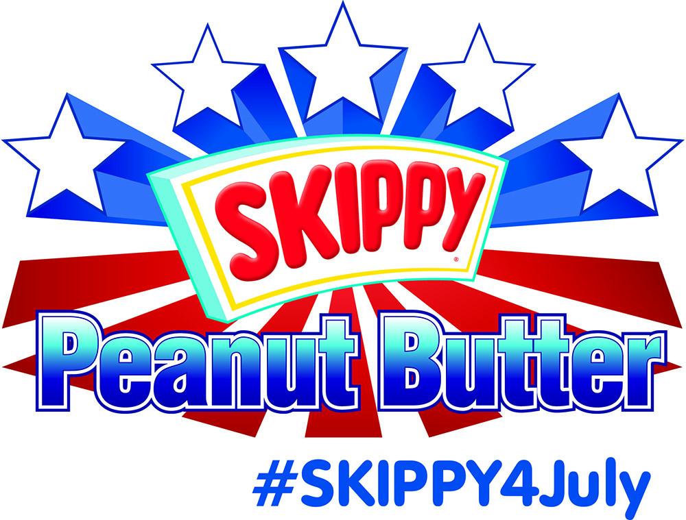 #Skippy4July logo