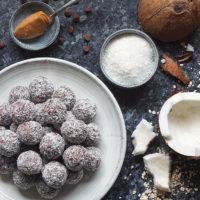 No-Bake SKIPPY® Peanut Butter & Chocolate Energy Bites