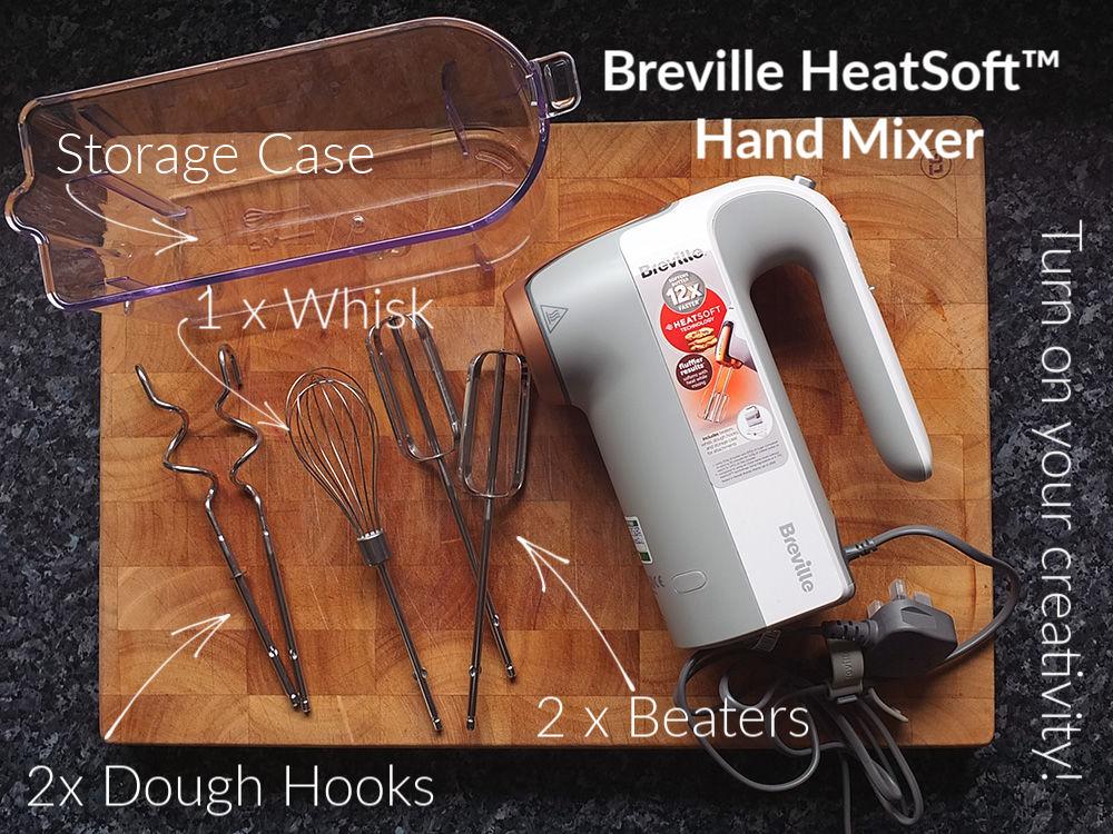 Breville HeatSoft components image