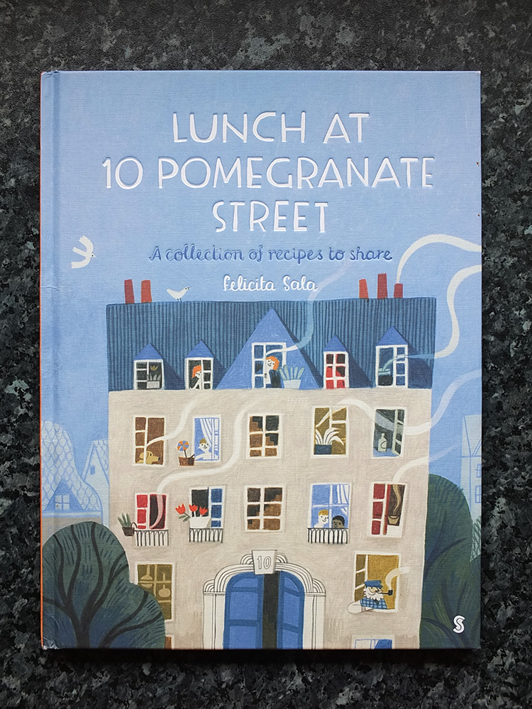 Lunch at 10 Pomegranate Street by Felicita Sala cover