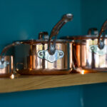 ProWare Copper Tri-Ply pans set image