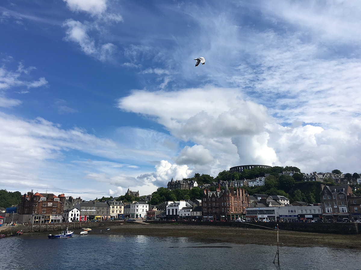 What to do in Oban, West Coast Scotland