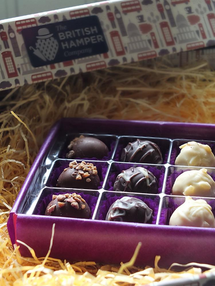 Prestat Chocolates - Hamper Review
