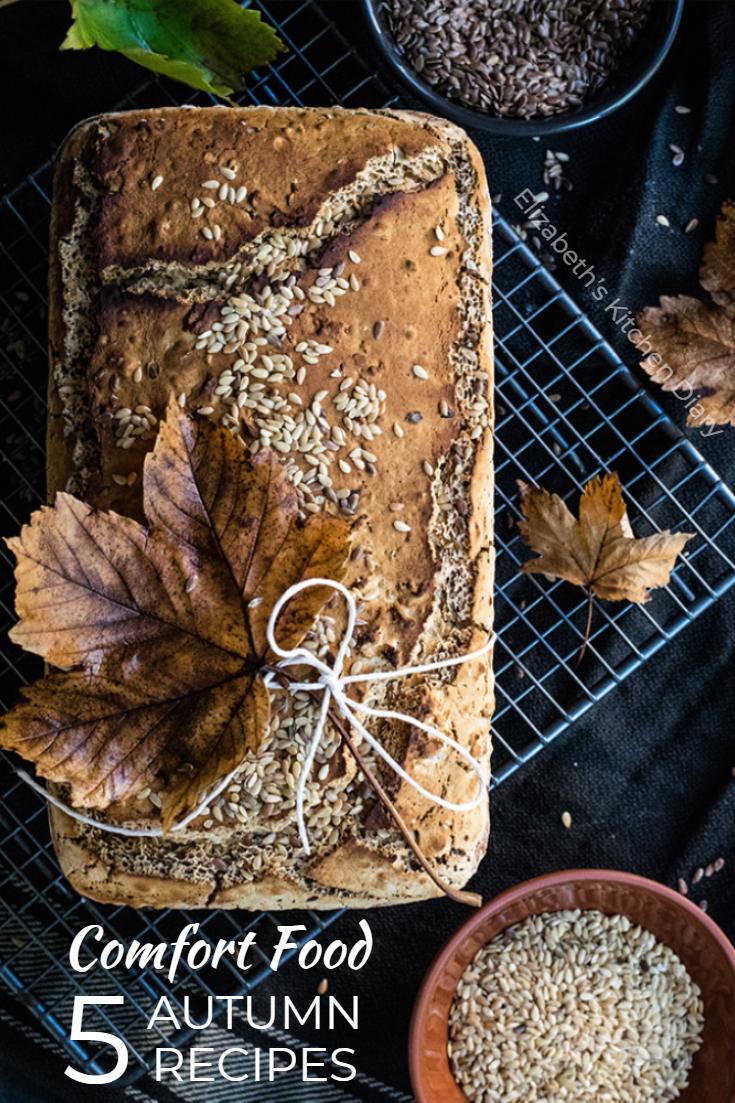 5 Comfort Food Recipes for Autumn
