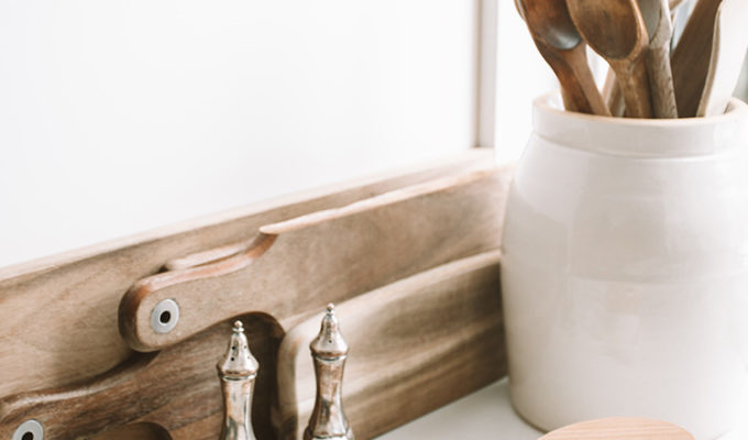 5 Space-Saving Tips for Small Kitchens
