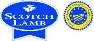Scotch Lamb PGI logo