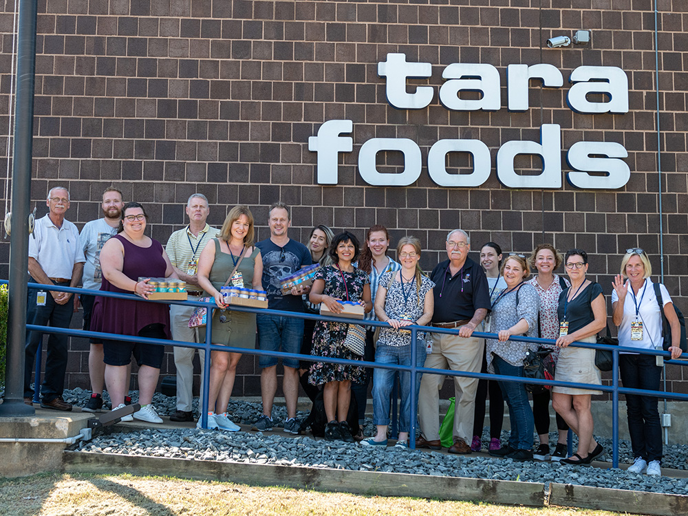 Tara Foods Albany Georgia USA