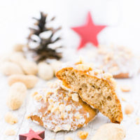 Peanut Gingerbread