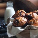 Blueberry Muffins with Muesli recipe photo