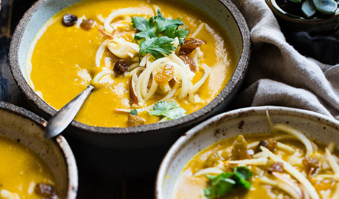 10 Easy Soup Recipes for the Cold & Flu Season