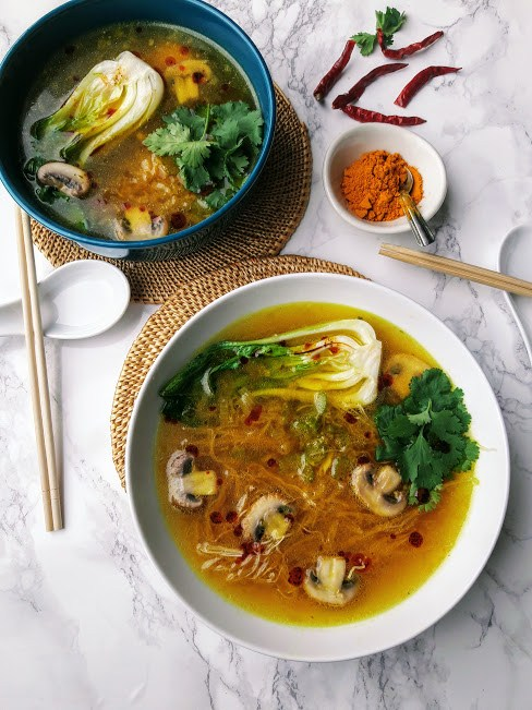 Winter Warmer Soup Recipe-Vegan
